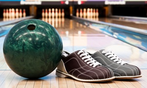 Wickliffe Lanes: Bowling Outing for Two or Six at Wickliffe Lanes (Up to 55% Off)