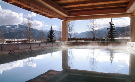 2- or 3-Night Stay for Two with Optional Telluride Lift Tickets or Massages at Chipeta Solar Springs Resort in Colorado