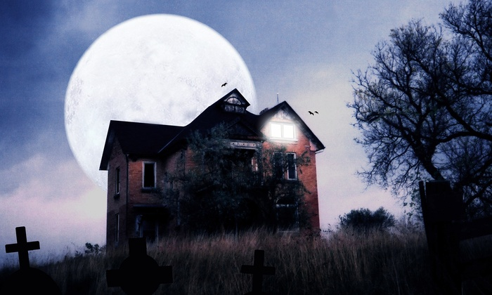 Slaughtered at Sundown - Slaughtered at Sundown: Haunted-House Visit and Haunted Hayride for Two or Four at Slaughtered at Sundown (Up to 50% Off)