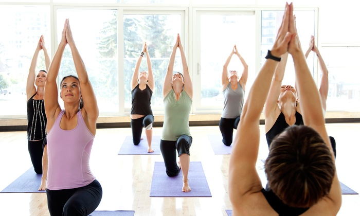 Anjali Hot Yatra Yoga - Biltmore Forest: 5 or 10 Hot Yatra Yoga Classes at Anjali Hot Yatra Yoga (Up to 52% Off)