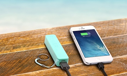 Aduro PowerUp 2000mAh Portable Backup Battery