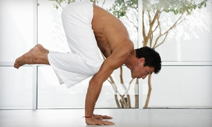 Iowa Powered Yoga - Urbandale: $39 for 10 Drop-In Yoga Classes at Iowa Powered Yoga ($150 Value)