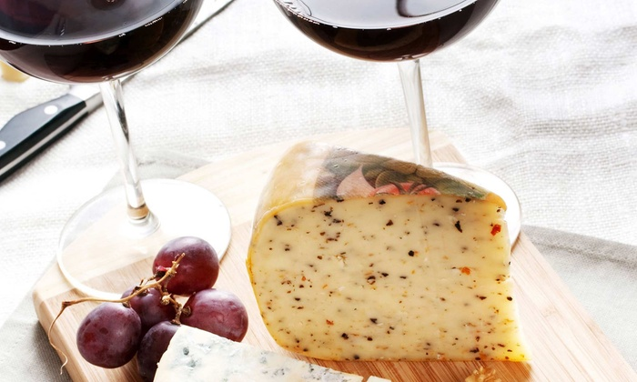 Leal Vineyards - Hollister: Wine and Cheese Tasting for Two, Four, or Six at Leal Vineyards (Up to 66% Off)