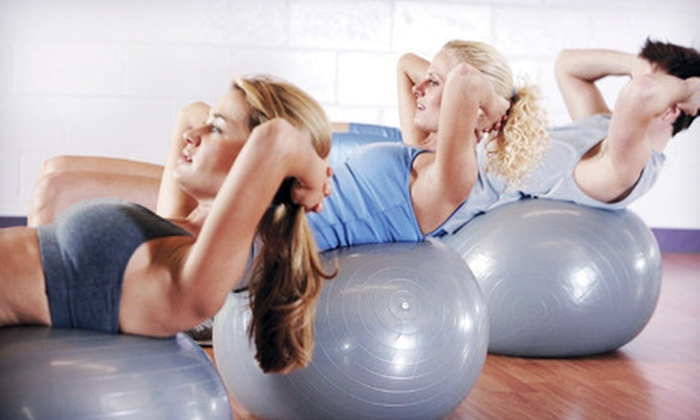 FitStudios - Markham: 10 or 20 Yoga or Boot-Camp Classes at FitStudios in Markham (Up to 93% Off)