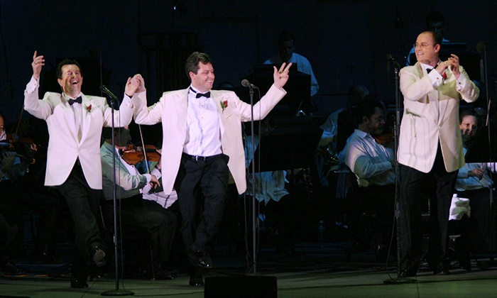Irish Tenors - Tennessee Theatre: Irish Tenors at Tennessee Theatre on Saturday, March 22, at 7:30 p.m. (Up to 50% Off)