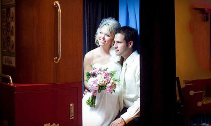 Parie Designs - Amarillo: $499 for a Three-Hour Photo-Booth-Rental Package from Parie Designs ($1,000 Value)