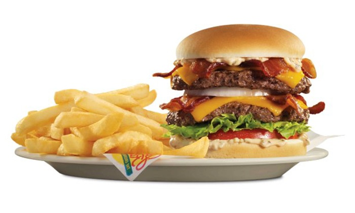 Johnny Rockets - Multiple Locations: $12 for Two Groupons, Each Good for $12 Worth of Classic Diner Food at Johnny Rockets ($24 Total Value)