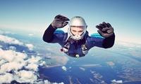 2 Tage Fallschirmspringen-Schnupperkurs inkl. Sprung im Fallschirmsprungzentrum Odenwald für 99 € (51% sparen*)