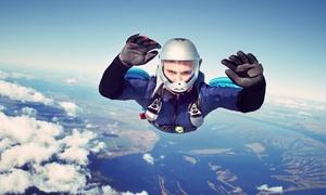 Air Sport: 2 Tage Fallschirmspringen-Schnupperkurs inkl. Sprung im Fallschirmsprungzentrum Odenwald für 99 € (51% sparen*)