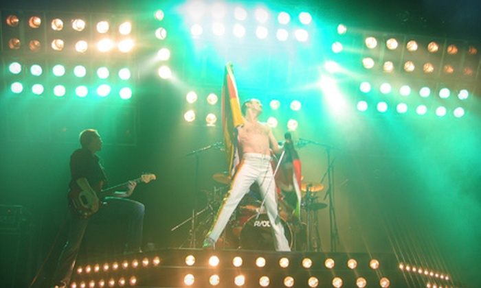 One Night of Queen - Rosemont Theatre: $25 to See One Night of Queen at The Rosemont Theatre on Friday, March 8, at 8 p.m. (Up to $47.20 Value)