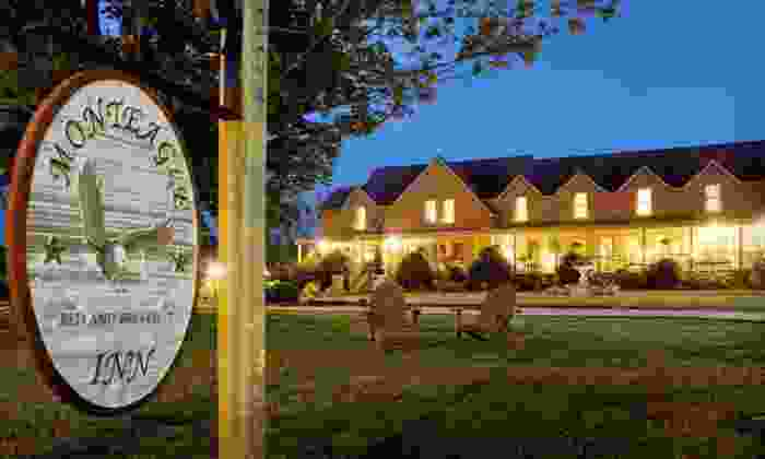 Monteagle Inn & Retreat Center - Monteagle, TN: One- or Two-Night Stay with Wine and Cheese at Monteagle Inn & Retreat Center