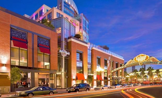 Hard Rock Hotel San Diego - San Diego: Stay at Hard Rock Hotel San Diego. Dates into December.