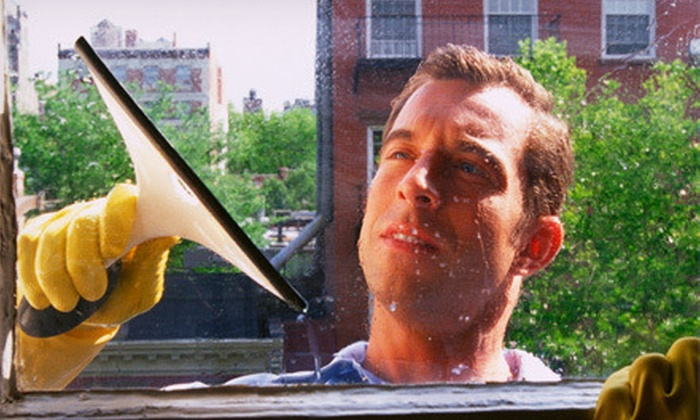 Shine Window Services - San Francisco: Exterior Cleaning for 20 or 40 Window Panes from Shine Window Services (Up to 65% Off)