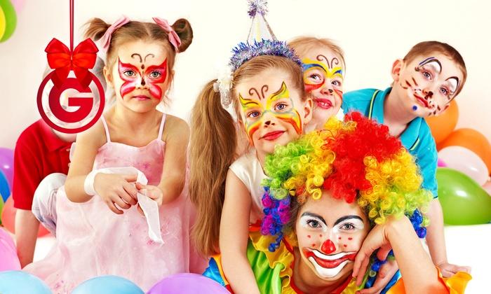 Dandy Doos Oxford Groupon - Children's birthday parties high wycombe