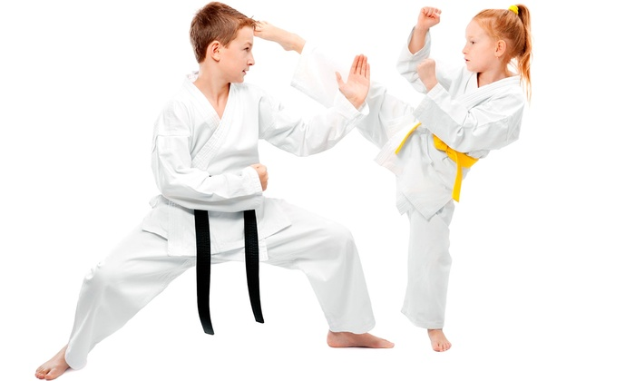Lexington Taekwondo & Jiu Jitsu Academy - Tates Creek: $49 for 1 Month of Unlimited Martial-Arts Classes with Uniform at Lexington Taekwondo & Jiu Jitsu Academy ($174 Value)