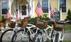 The Inn by The Bandstand - Exeter, NH: Two-Night Stay with Bike Rental and Dining Credit at The Inn by the Bandstand in Exeter, NH