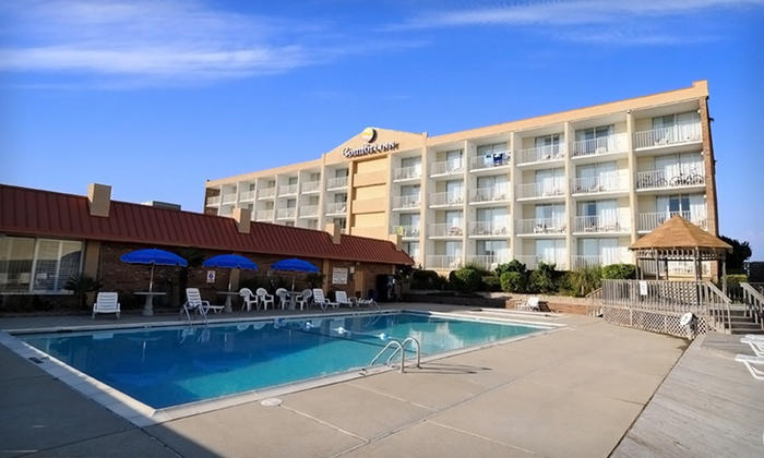 null - Richmond: Stay at Comfort Inn On the Ocean in Kill Devil Hills, NC