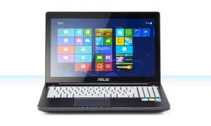 "Asus 15.6"" Full Hd Touchscreen Laptop With Core I7-4500u Processor (manufacturer Refurbished). Free Returns."