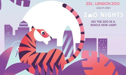 Zoo Nights, 7–26 July at the ZSL London Zoo