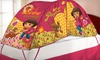 $18 for a Kids' Bed Tent and Push Light Set