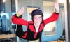 Up to 31% Off Indoor Skydiving or FishPipe Ride
