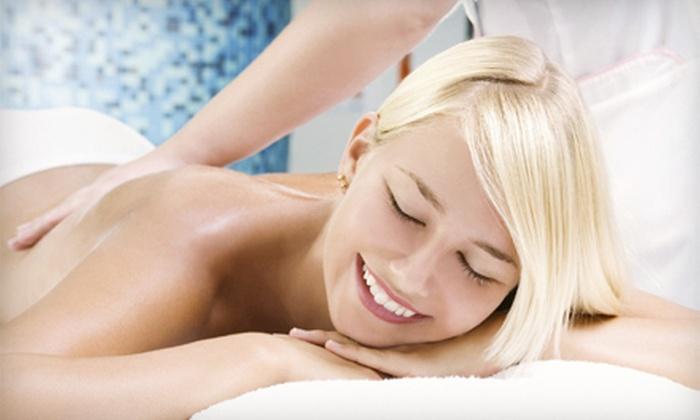 Spalishus - Stony Point: 60-Minute Custom Massage, 60-Minute Custom Facial, or Both at Spalishus (Up to 57% Off)