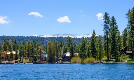 Stay at Wolf Creek Resort in Big Bear Lake, CA. Dates into January 2019.