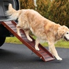 Pet Store Expandable Wooden Pet Ramp