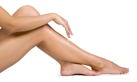 Six Laser Hair-Removal Treatments on a Small, Medium, or Large Area at Laser Derm Med Spa (Up to 89% Off)