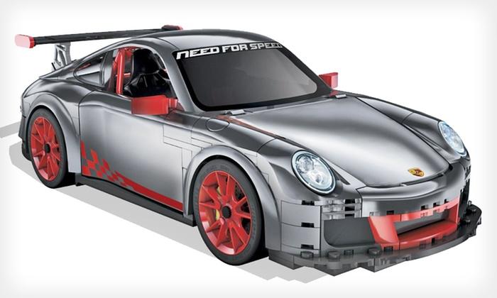 Mega Bloks Need for Speed Porsche: $29 for a Mega Bloks Need for Speed Porsche ($49.99 List Price). Free Shipping.