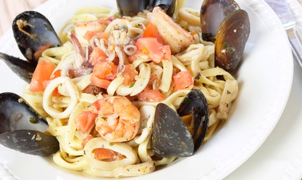 Italian Cuisine for Dinner at Ristorante Antonio (45% Off). Two Options Available.