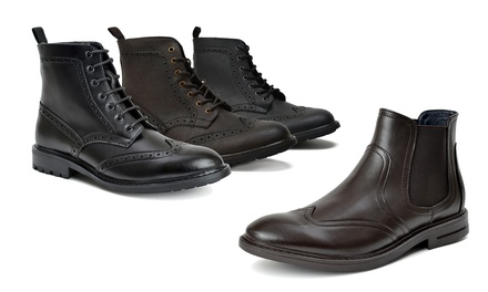 Joseph Abboud Men's Dress Boots