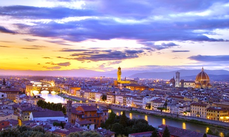 ✈ Florence and Rome or Venice: 4 or 6 Nights at a Choice of Hotels with Flights*