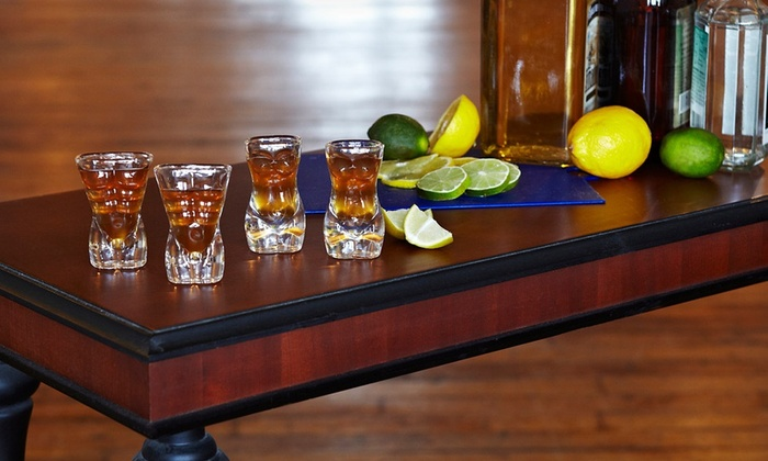 Bottoms Up Male or Female Shot Glasses: Four Bottoms Up Male or Female Shot Glasses. Free Shipping.