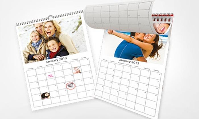 Calendario Fotografico Personalizzato.Fotocalendario 13 Pagine Formato A4 A 4 99 Invece Di 20 99