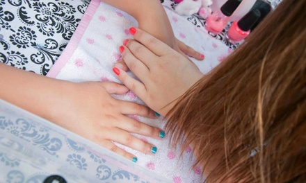 Girls' Spa Package for One or Two at Darlings & Divas of Amityville (53% Off)