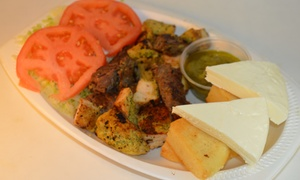 Q'sabroso Fast Food: $10 for $16 Worth of Ethnic Food — Q' Sabroso Fast Food Truck