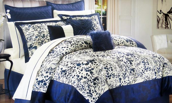 kardashian kollection animalprint bedding kardashian kollection animal print sheets and comforter sets