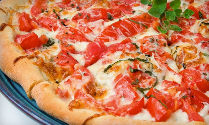Chef Tony's Gourmet Pizza - Allen: $10 for $20 Worth of Pizzas and Salads for Carry-Out or Delivery from Chef Tony's Gourmet Pizza in Allen