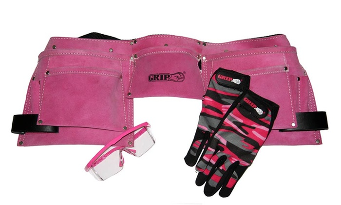 Pink Tool Accessory Kit: Pink Tool Accessory Kit. Free Returns.