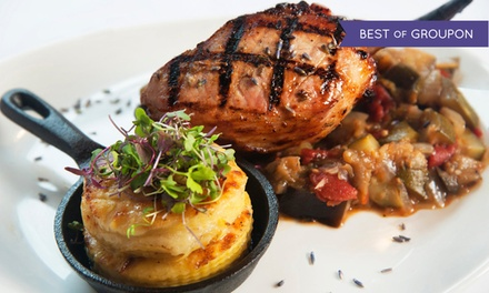 French Cuisine at Brasserie Provence (Up to 38% Off). Two Options Available.