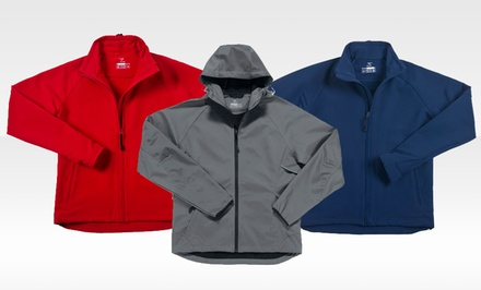 Zorrel Women's Softshell Jackets. Multiple Styles Available from $29.99-$39.99.