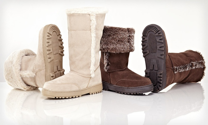 Rampage Women's Abagail Winter Boots: $25.99 for One Pair of Rampage Women's Abagail Winter Boots ($60 List Price). Multiple Options Available. Free Shipping.