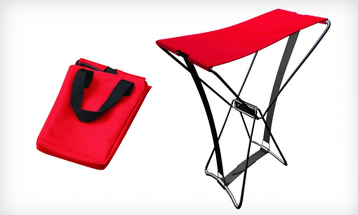 The Amazing Pocket Chair: $9 for Two The Amazing Pocket Chairs ($29.99 List Price). Free Shipping.