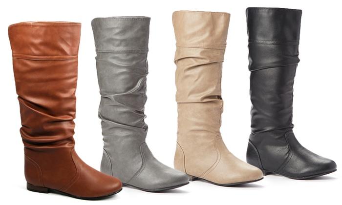 Carrini Women's Slouchy Boots