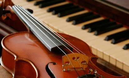 image for $22 for $45 Worth of Services — Russian School of <strong>Music</strong> Irvine, LLC