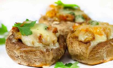 Menú degustación para 2 o 4 personas con 6 platos y bebida desde 22,95 € en Restaurante Aromas