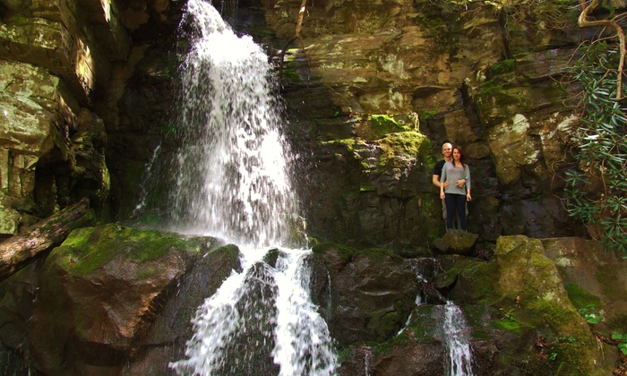 Hike The Smokys - Hike The Smokys: Guided Smoky Mountain Group Hike for Two, or Romantic Hike for Two at Hike The Smokys (Up to 53% Off)