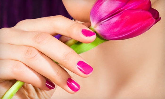 Dynasty Salon - Maspeth: One or Three Shellac Manicures with the Removal of Previous Gels at Dynasty Salon (Up to 57% Off)