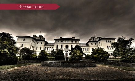 Ararat Lunatic Asylum Extended Ghost Tour $37.50 2 $75 or 4 People $150 with Eerie Tours Up to $300 Value